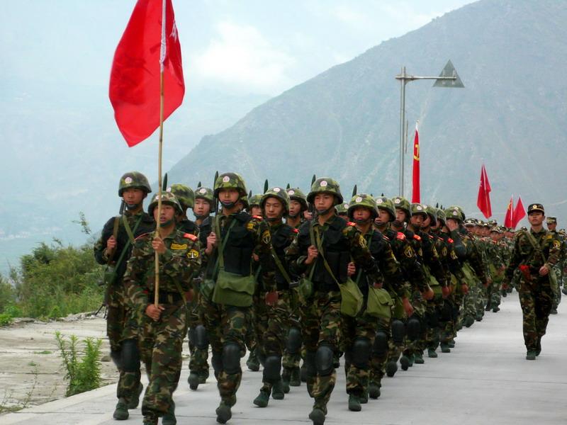 甘孜武警 康巴高原上不朽的丰碑 守望横断山